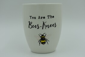 You Are The Bees Knees Planter