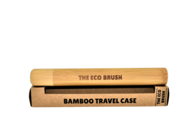 Toothbrush  Bamboo Travel Case