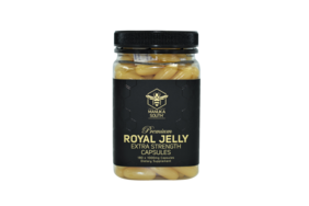 Manuka South Royal Jelly Extra Strength Capsules 180s